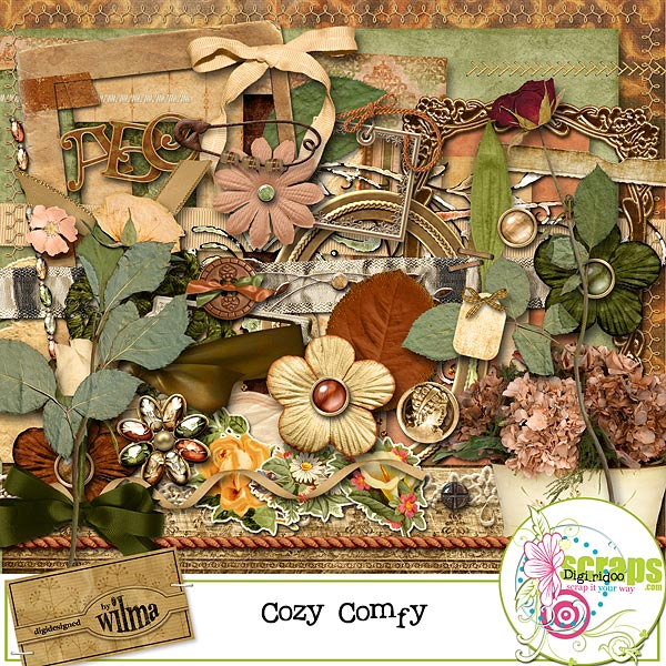 Cozy Comfy byWilma