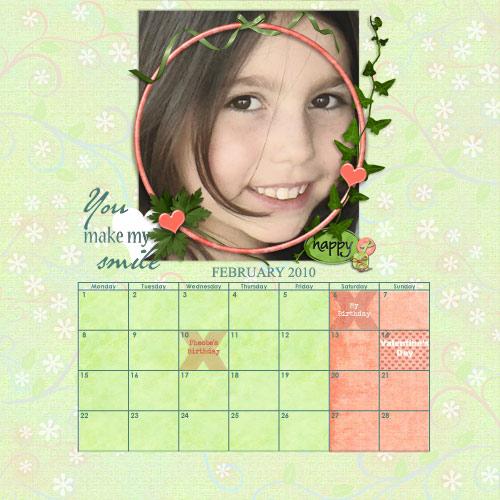 February-2010-Calandar-Page