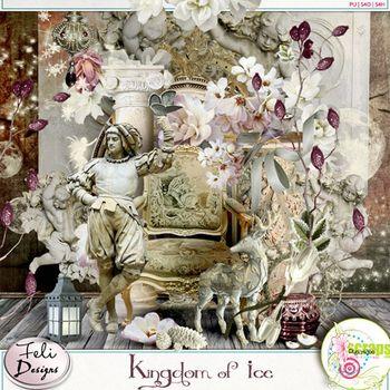 Feli Designs - Kingdom of Ice