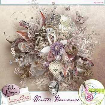 Feli Designs - Winter Romance
